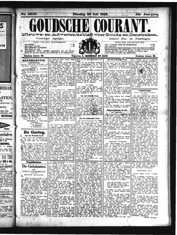Goudsche Courant 1916-07-25