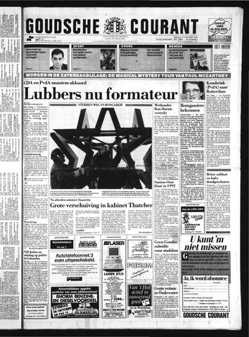 Goudsche Courant 1989-10-27