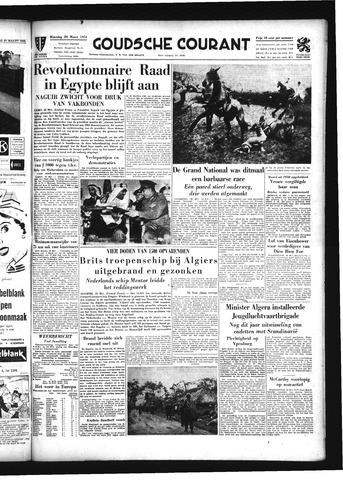 Goudsche Courant 1954-03-29