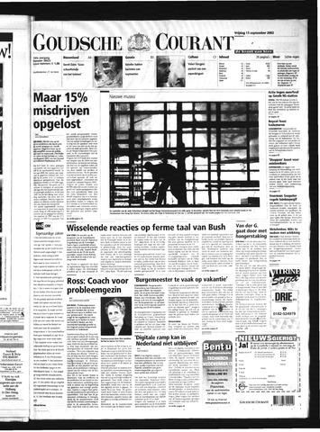 Goudsche Courant 2002-09-13