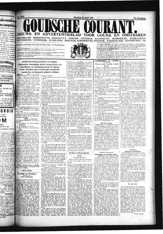 Goudsche Courant 1938-04-19