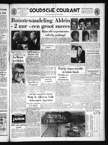 Goudsche Courant 1966-11-14