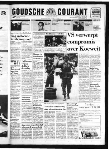 Goudsche Courant 1990-10-17
