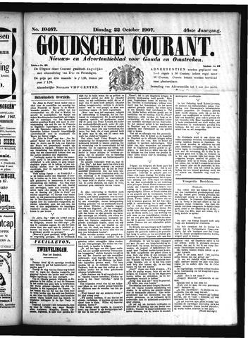 Goudsche Courant 1907-10-22