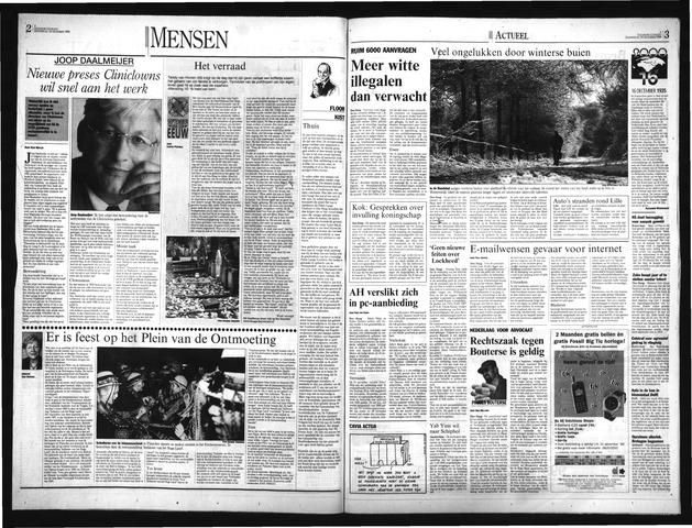 Goudsche Courant 1999-12-16