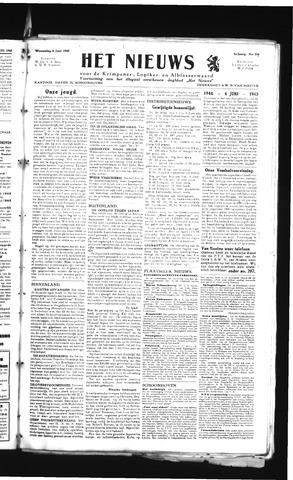 Schoonhovensche Courant 1945-06-06