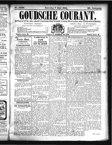 Goudsche Courant 1913-06-07