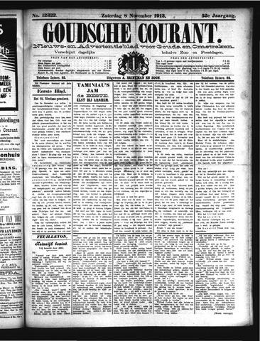 Goudsche Courant 1913-11-08