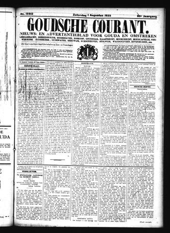 Goudsche Courant 1925-08-01