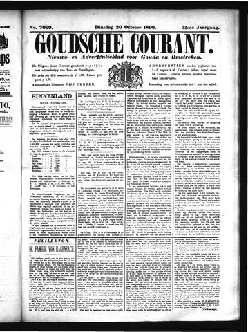 Goudsche Courant 1896-10-20