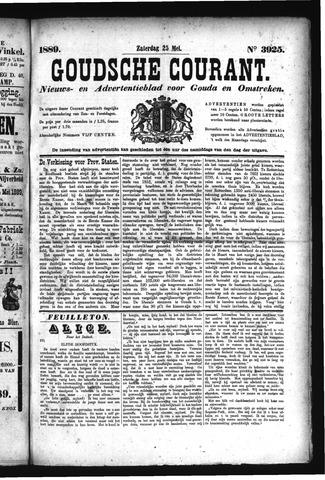 Goudsche Courant 1889-05-25
