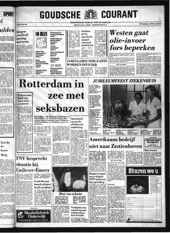 Goudsche Courant 1980-06-24