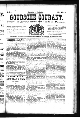 Goudsche Courant 1891-09-16