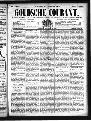 Goudsche Courant 1912-11-27