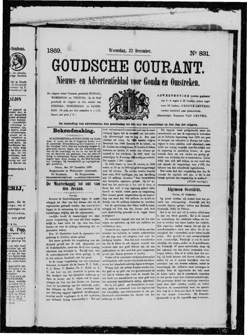Goudsche Courant 1869-12-22