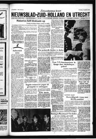 Schoonhovensche Courant 1964-08-19