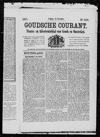 Goudsche Courant 1871-11-24