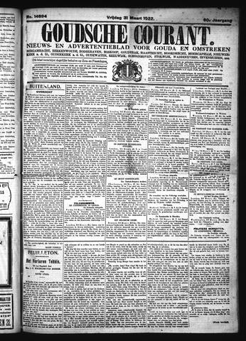 Goudsche Courant 1922-03-31