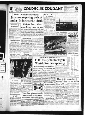 Goudsche Courant 1960-09-05