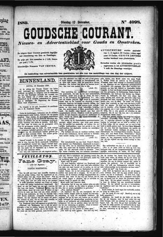 Goudsche Courant 1889-12-17