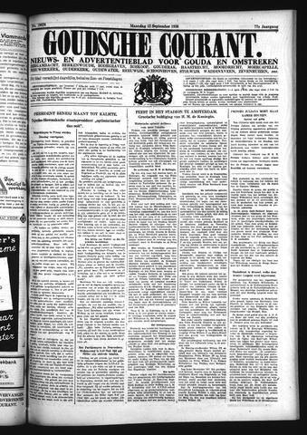 Goudsche Courant 1938-09-12