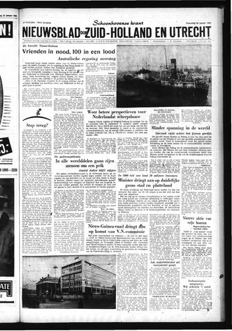 Schoonhovensche Courant 1962-01-24