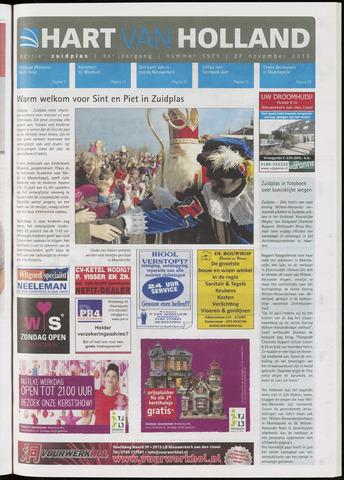 Hart van Holland - Editie Zuidplas 2013-11-27