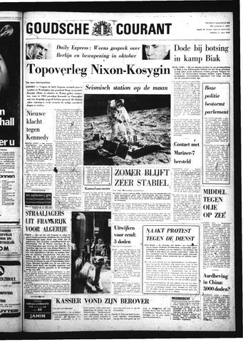 Goudsche Courant 1969-08-01