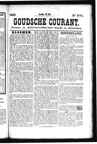 Goudsche Courant 1882-05-28