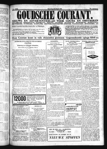 Goudsche Courant 1939-03-25