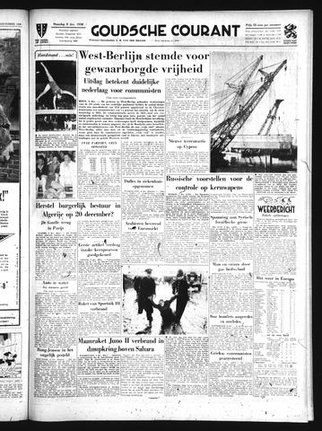 Goudsche Courant 1958-12-08