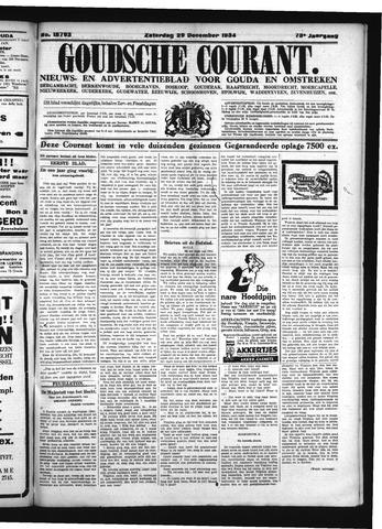 Goudsche Courant 1934-12-29