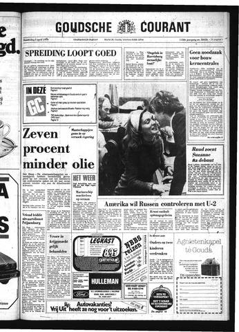 Goudsche Courant 1979-04-05