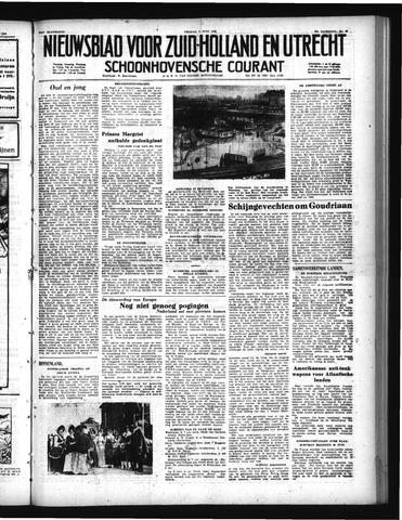 Schoonhovensche Courant 1950-06-09