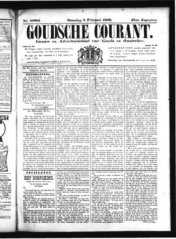 Goudsche Courant 1909-02-08