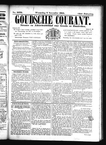 Goudsche Courant 1905-11-08