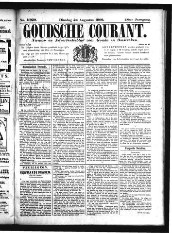 Goudsche Courant 1909-08-24