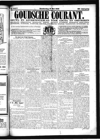 Goudsche Courant 1930-05-15