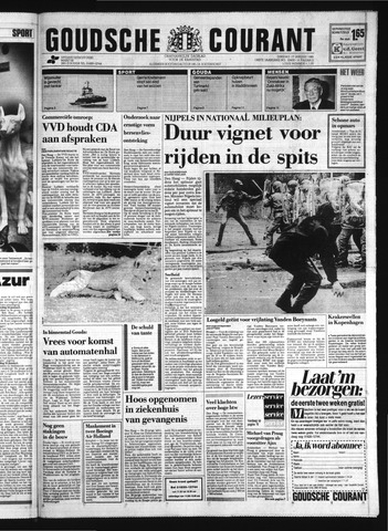 Goudsche Courant 1989-01-17