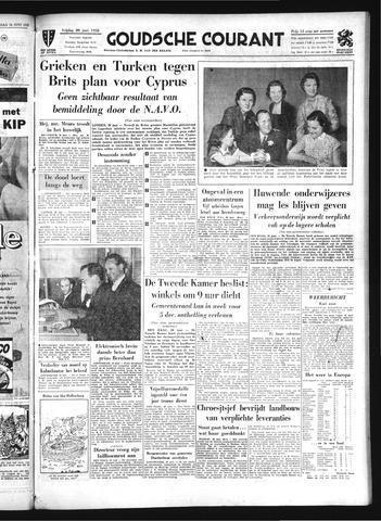 Goudsche Courant 1958-06-20