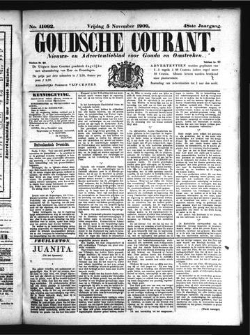 Goudsche Courant 1909-11-05