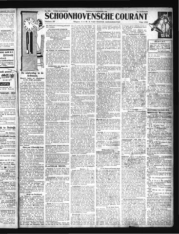 Schoonhovensche Courant 1944-12-29