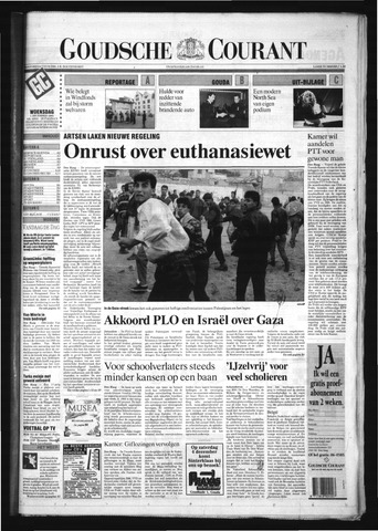 Goudsche Courant 1993-12-01