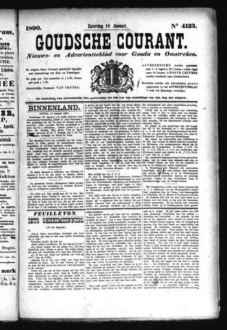 Goudsche Courant 1890-01-18