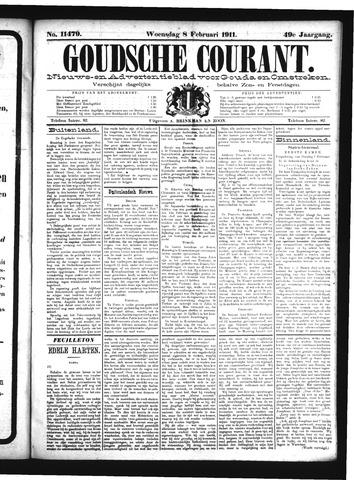 Goudsche Courant 1911-02-08