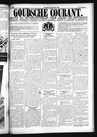 Goudsche Courant 1938-11-28