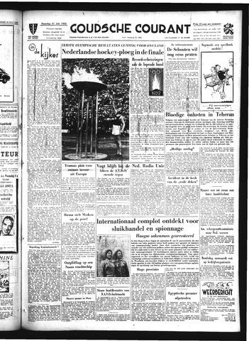 Goudsche Courant 1952-07-21
