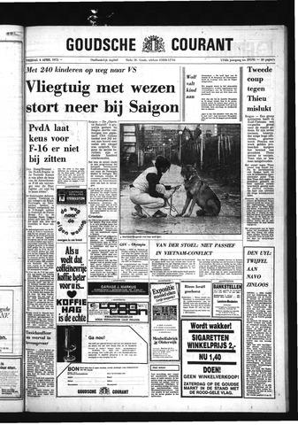 Goudsche Courant 1975-04-04