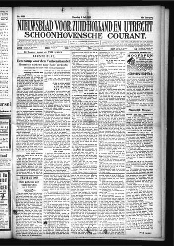 Schoonhovensche Courant 1928-07-09