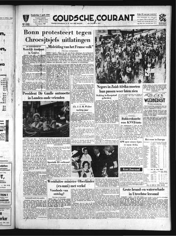 Goudsche Courant 1960-04-07